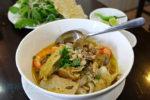 平麺をがっつり混ぜよ!ダナン発祥の麺料理ミークアン「Mì Quảng Mỹ Sơn」