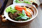 ホーチミンにオープンした高島屋の「SAIGON STREET CAFE」のベトナム料理が旨かった!